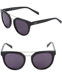 Balmain - 51mm Butterfly Sunglasses - Lyst