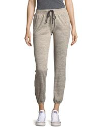 Project Social T - Textured Jogger Trousers - Lyst