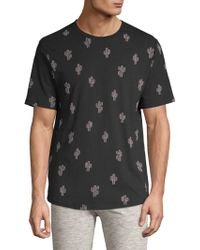Sovereign Code - Graphic Cotton Tee - Lyst