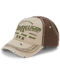 Lyst - True Religion Camo-print Bucket Hat for Men 0a1259ac08f4