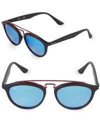 Ray-Ban - 53mm New Gatsby Ii Sunglasses - Lyst