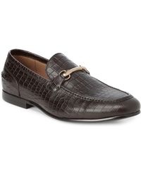 Saks Fifth Avenue | Firenze Leather Loafers | Lyst