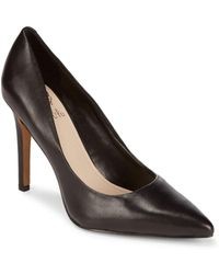 Vince Camuto - Kain Leather Court Shoes - Lyst