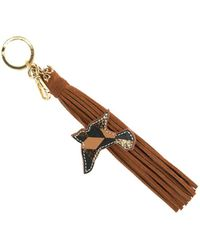 Sam Edelman - Bird Tassel Split Key Ring - Lyst