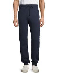 Ferragamo - Classic Wool & Cashmere Jogger Trousers - Lyst