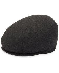Saks Fifth Avenue - Piemonte Plaid Virgin Wool-blend Hat - Lyst