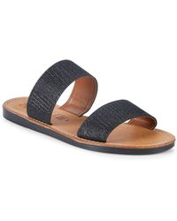 Seychelles - Rotation Metallic Slides - Lyst