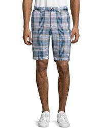 Tommy Bahama - Caldera Plaid Shorts - Lyst