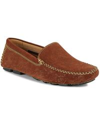 Robert Graham - Printed Moc Toe Slip-on Sneakers - Lyst