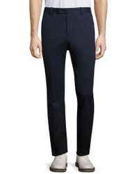 G/FORE - Contrast Straight Leg Pants - Lyst