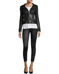 Lamarque - Leather Jacket - Lyst