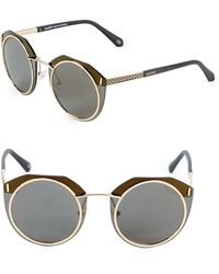 Balmain - 61mm Round Sunglasses - Lyst
