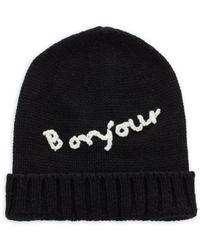 San Diego Hat Company - Bonjour Knit Beanie - Lyst