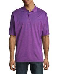 Bugatchi - Mercerized Cotton Shirt - Lyst