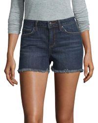 Joe's - Denim Cut-off Jeans - Lyst
