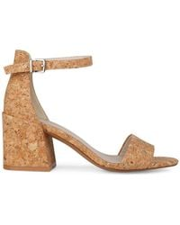 Kenneth Cole - Hannon Block Sandals - Lyst