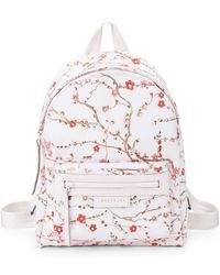 Longchamp - Le Pliage Neo Sakura Small Backpack - Lyst