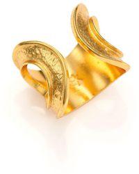 Stephanie Kantis | Sunkissed Hammered Ring | Lyst
