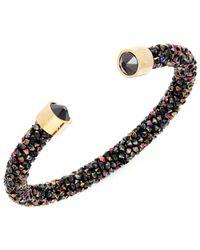 Swarovski - Crystal Cuff Bracelet - Lyst