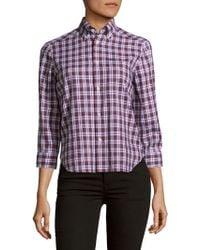 DSquared² - Camicia Cotton Button-down Shirt - Lyst