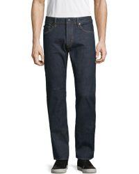 Vigoss - Classic Straight Jeans - Lyst
