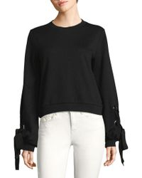 English Factory - Cotton Jumper - Lyst