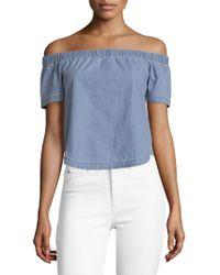 3x1 - Clark Cotton Shirt - Lyst