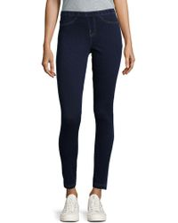 Hue - Blended Cotton Leggings - Lyst