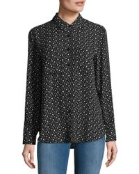 Premise Studio | Printed Button Downs | Lyst