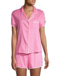 Jane And Bleecker - Two-piece Pyjama Set - Lyst