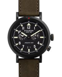 Filson - Scout Dual Time Watch - Lyst