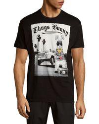 Riot Society - Thugs Bunny Cotton Shirt - Lyst