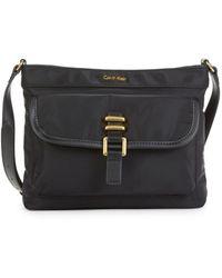 Calvin Klein - Florence Messenger Bag - Lyst