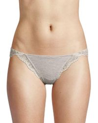 Le Mystere - Two-pack Comfort Chic Bikini Bottoms - Lyst