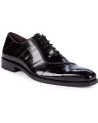 Mezlan - 14348-an Leather Dress Shoes - Lyst