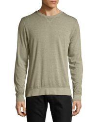 Threads For Thought - Burnout Crewneck Sweatshirt - Lyst