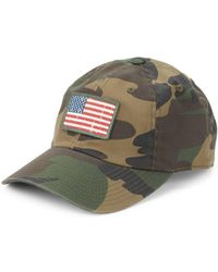 American Needle - Usa Badger Camouflage Baseball Cap - Lyst