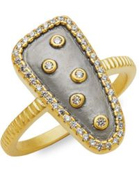 Freida Rothman - Scattered Cocktail Ring - Lyst