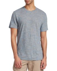 Saks Fifth Avenue - Collection Spacedye T-shirt - Lyst