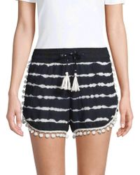Raga - Nautical Drawstring Shorts - Lyst
