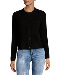 NAKEDCASHMERE - Button Up Cashmere Cardigan - Lyst