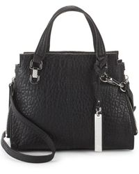 Vince Camuto - Riley Small Leather Shoulder Bag - Lyst