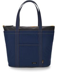 Steven Alan - Grid Zippered Tote - Lyst