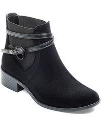 Bernardo - Peony Velvet Rain Boots - Lyst