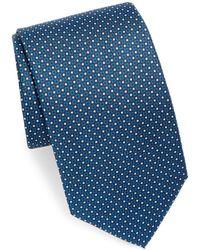 Brioni - Silk Tie With Design - Lyst