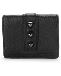 Botkier - Trigger Mini Leather Wallet - Lyst