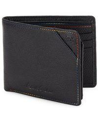 Robert Graham - Birch Leather Passcase Wallet - Lyst