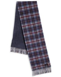 Saks Fifth Avenue - Johnstons Of Elgin Wool Scarf - Lyst