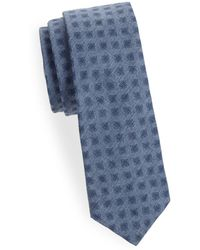 Joe's Collection - Geometric Slim Tie - Lyst