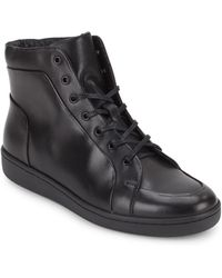 Kenneth Cole - Madison High-top Trainers - Lyst